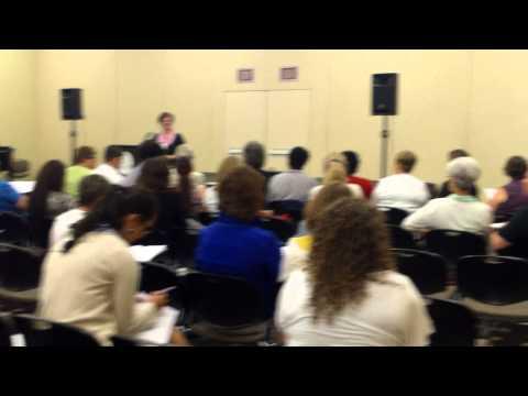 NPM Convention 2014 Breakout B-13