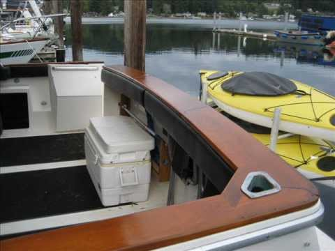 INTEGRITY FINISHING INC, Boat teak restoration