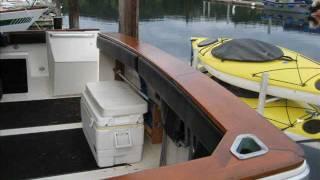 INTEGRITY FINISHING INC, Boat teak restoration