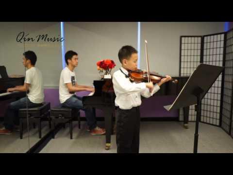 ABRSM Distinction Student Demo  Grade 1 Violin: Bulgarian Elenke