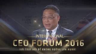 PEP CEO Forum 2016