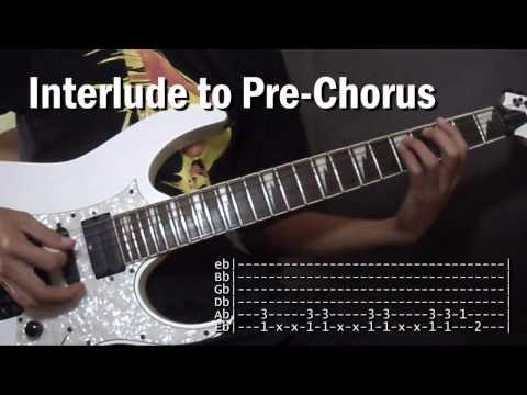 Mata ng Diyos Wolfgang Guitar Tutorial Lesson (WITH TABS) Rhythm
