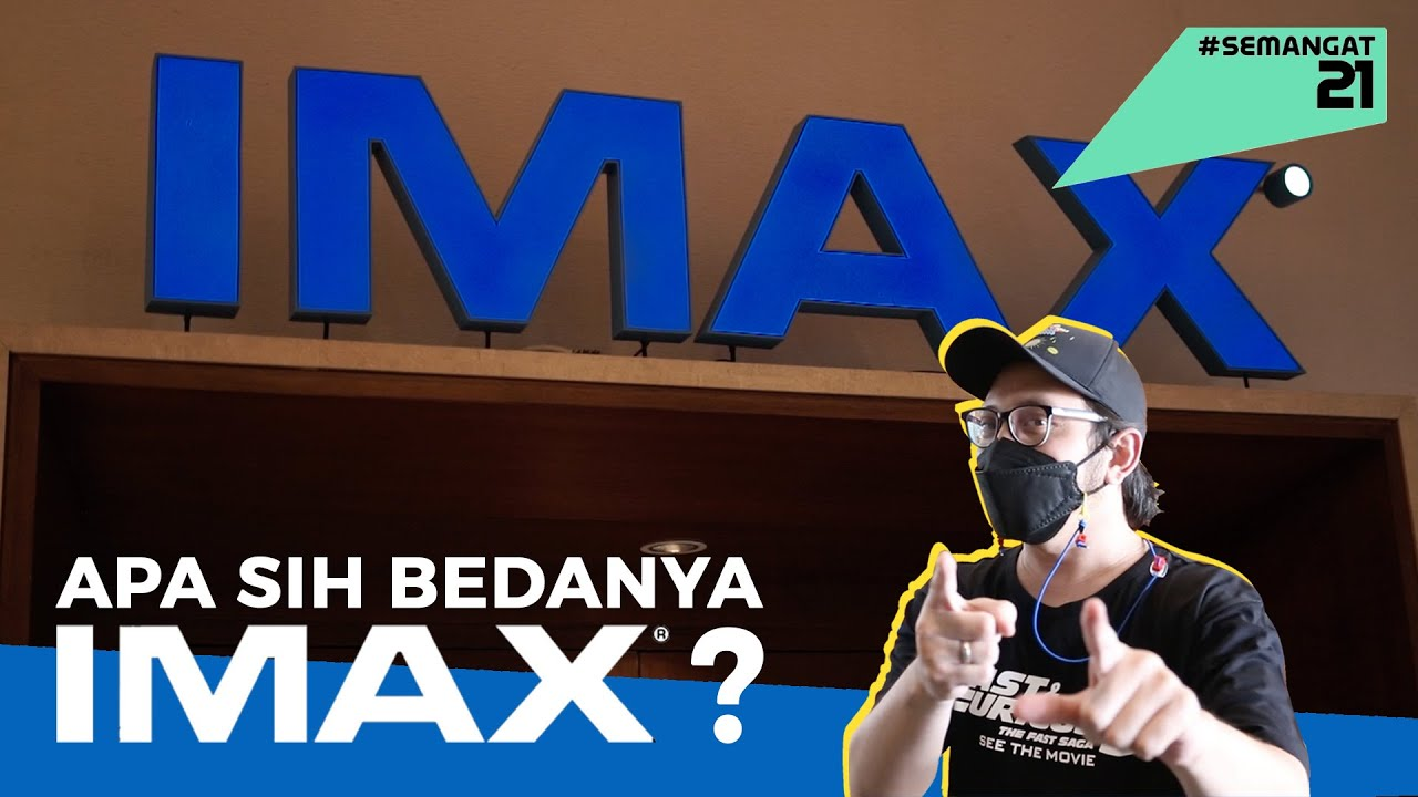 LAYAR LEBIH BESAR, NONTON LEBIH PUAS!   XXI Cinema Tour Eps.3 - IMAX (ft. Adit Insomnia)