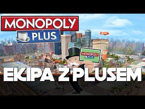Ekipa z Plusem w Monopoly: Rock uciekł :P