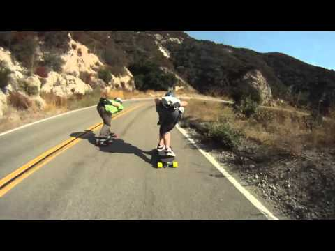 Skateboarders Vs. Rollerbladers