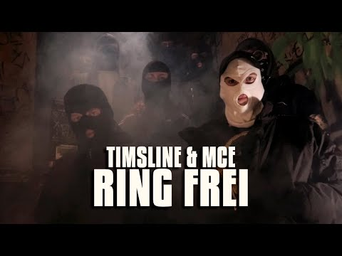 MCE & Timsline - Ringfrei (prod. Barack Zobama) (official music video)