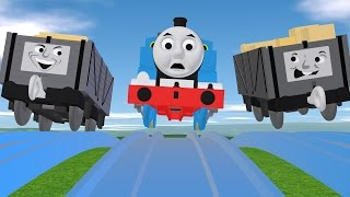 TOMICA Thomas & Friends Short 44: Truck or Treat (Draft Animation - Behind the Scenes) thumbnail