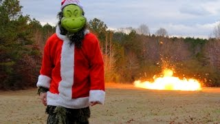 How The Grinch Stole Trick Shots