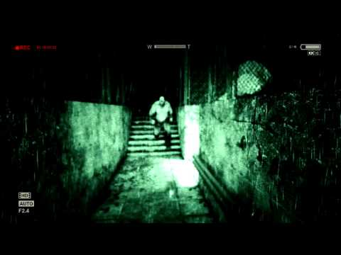 Outlast Soundtrack - Chris Walker Chase Theme #1