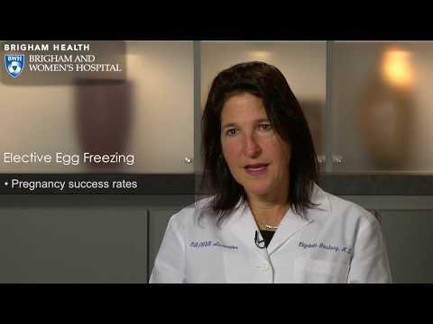 Elective Egg Freezing Video Brigham and Women's Hospital