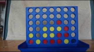 How to Win at Connect 4 - Tip 2 - Two Winning Moves, One on Top of the Other - Tutorial