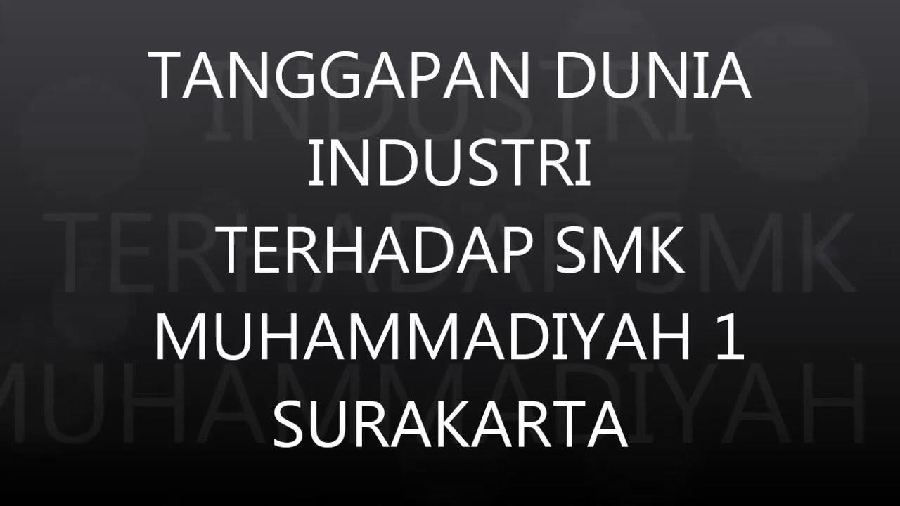 Download SMK MUHAMMADIYAH 1 SURAKARTA