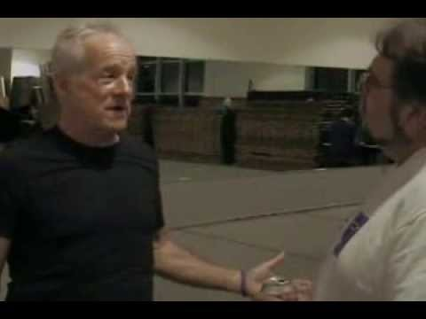 Jimmy Pankow and I chat