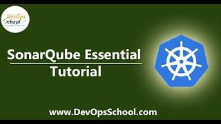 SonarQube Essential Tutorial by DevOpsSchool