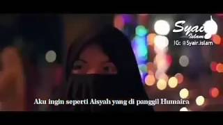 Video Syair curahan hati para akhwat download MP3, 3GP, MP4, WEBM, AVI, FLV Oktober 2018