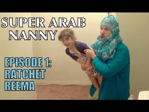 SUPER ARAB NANNY! EP. 1