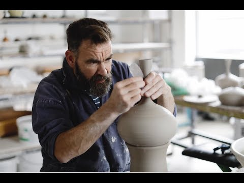 Ceramic Review: Masterclass With Duncan Ayscough