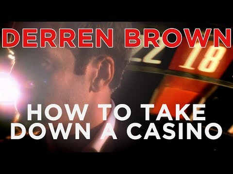 Derren Brown | The Events: How To Take Down A Casino | FULL EPISODE