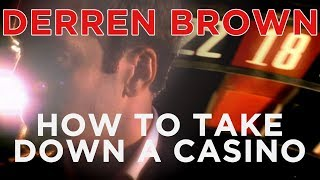 Derren Brown| The Events: How to Take Down a Casino FULL EPISODE