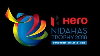 SLC Announces Commercial Partners of the Hero Nidahas Trophy 2018