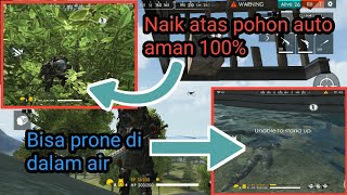 Tempat-tempat camper dan bug terbaru map mad dog - Free Fire Battleground