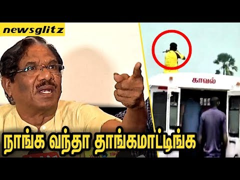 தாங்கமாட்டிங்க | Directors Bharathiraja depressed over State Governemnt | Sterlite Tuticorin Protest