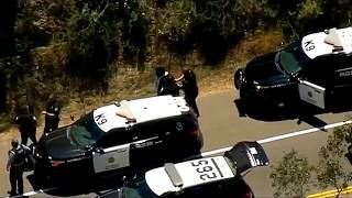 Police Chase in San Diego 2017