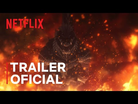 Godzilla Ponto Singular | Trailer oficial | Netflix em junho 2021