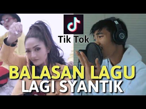 Balasan Lagu Lagi Syantik - Siti Badriah (REMIXXX)