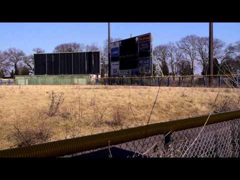 Exploring abandoned Cooper Stadium - Columbus, Ohio