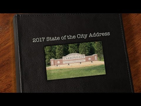 2017 Carbondale State of the City Address