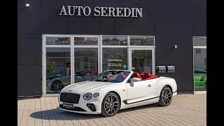 Bentley Continental GTC MY2019 FIRST EDITION CABRIO
