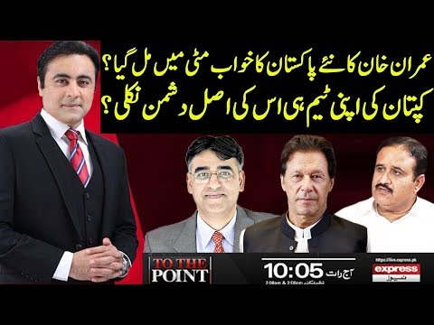 To The Point With Mansoor Ali Khan | 26 April 2019 | Express News