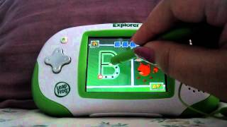 Leapfrog Leapster Explorer Pet Pad Free Game Sample