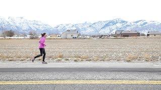 Korie Nelson runs Ogden Marathon for her sisters
