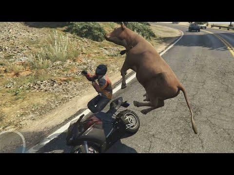 Grand Theft Auto V: Spirit Animals - Part 3