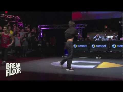 Bboy Kill (Gamblerz) @ Break The Floor 2012 Powermove Contest