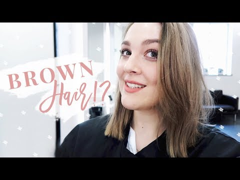 DYING MY HAIR BROWN + WHERE HAVE I BEEN?   I Covet Thee Weekly Vlog
