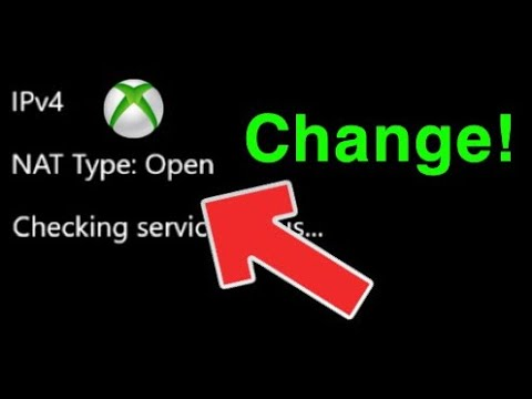 XBOX ONE HOW TO CHANGE YOUR NAT TYPE TO OPEN FIX!