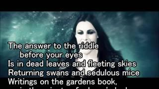 Nightwish - Élan (Karaoke) Album : Endless Forms Most Beautiful Ori...