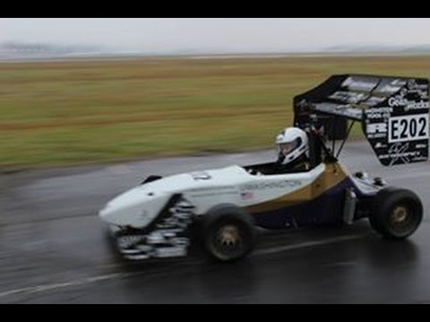 2014-2015 UW Formula SAE T26 - Electric Car Testing