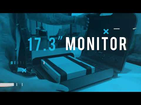 GAEMS G170 Sentinel Personal Gaming Environment - Video