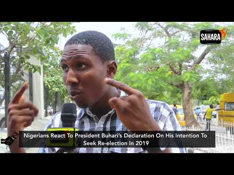 Vox Pop: Buhari Should Go And Rest, Nigerians Speak