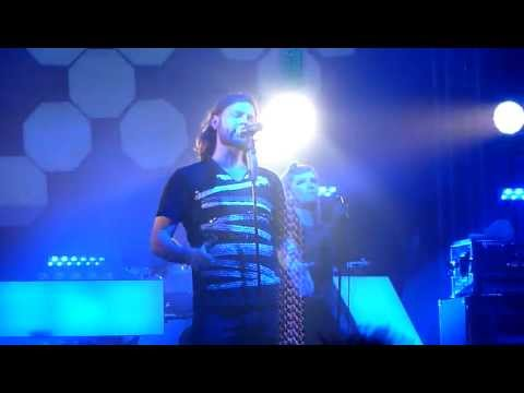 Rea Garvey - How I Used To Be (Clip) - Erfurt Stadtgarten 19.03.2012