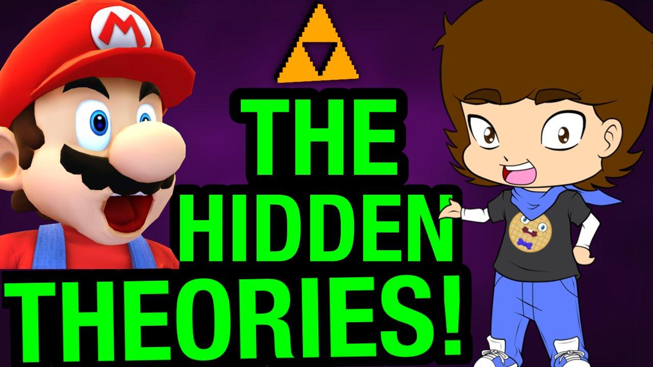 Download Super Mario Bros: HIDDEN Easter Eggs and CRAZY Theories! - ConnerTheWaffle