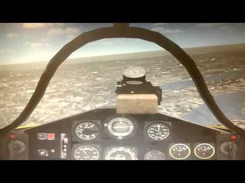 FSX:SE Gotha Horten 229 Tempelhof flight