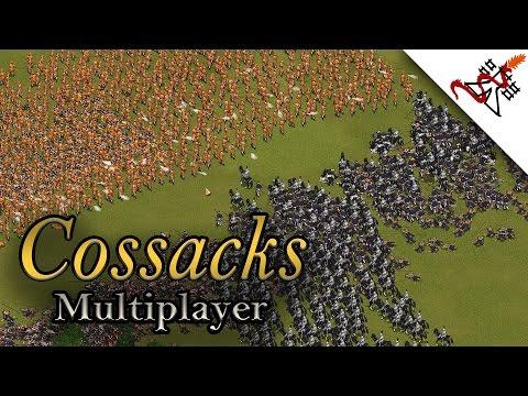Cossacks: Back to War Multiplayer - England vs Denmark | Deathmatch [1080p/HD]