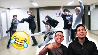 Video GUYS REACT TO BTS 'War of Hormone' Real War Ver. download MP3, 3GP, MP4, WEBM, AVI, FLV Mei 2018