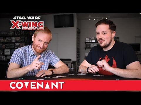 X-Wing Wave 10 Review | Rogue One - TIE Striker & U-Wing