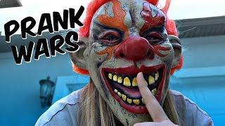 Halloween Prank Wars with Taylor & Vanessa Video